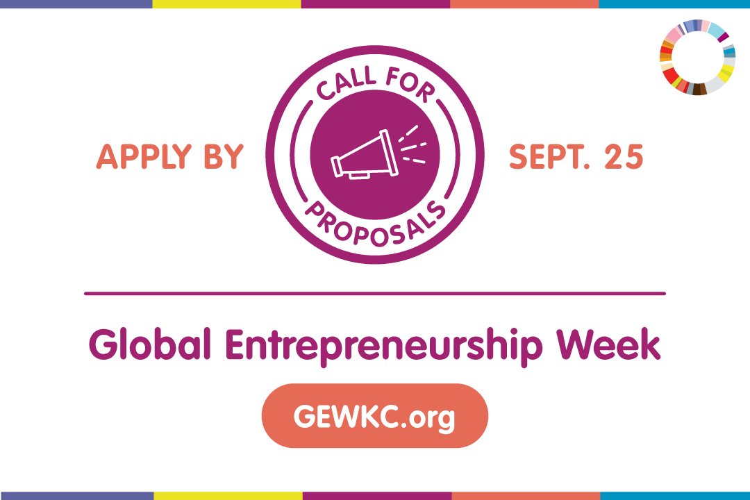 Submit Event Proposal for Global Entrepreneurship Week - Kansas City 2020