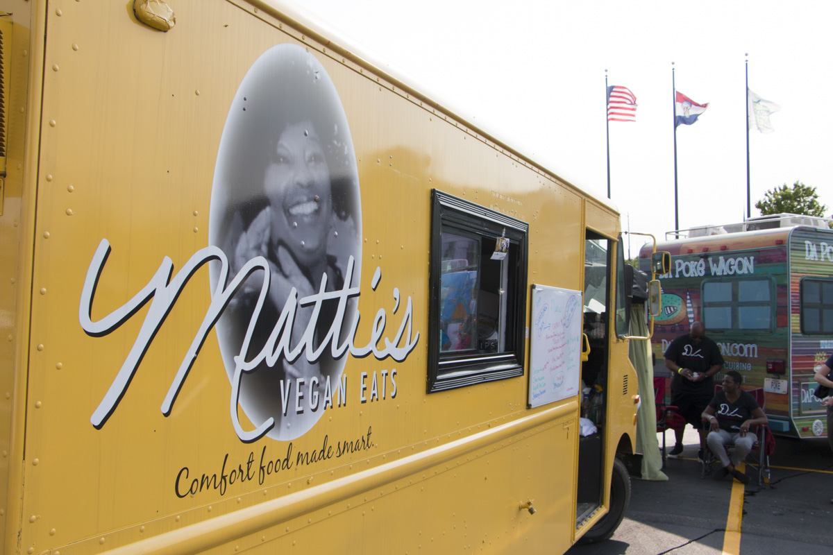 From Product to Vegan Food Truck to Restaurant in 2 Years: How Mattie's Foods Did It