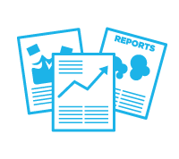 impact reports icon | KCSourceLink
