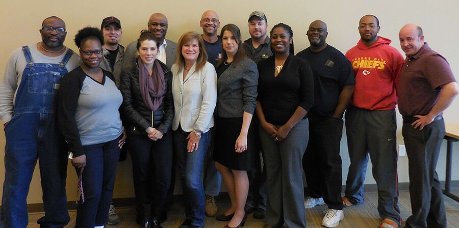 Blue Hills Contractor Incubator offers group mentoring