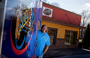 Jazzy B's Food Truck Connects with Business Resources to Grow