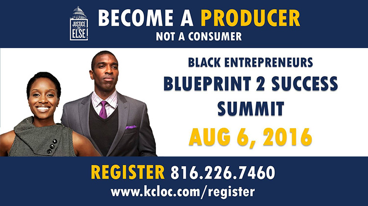 Join us at the Black Entrepreneurs Blueprint to Success Summit on August 6