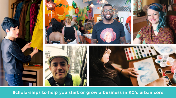 Want to Start or Grow Your Business in KC's Urban Core? Apply for a UBGI Scholarship