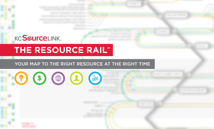 KCSourceLink Resource Rail, business resources for small business