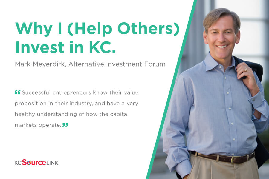 Why I Invest In KC-Mark-Meyerdirk-alternative investment forum