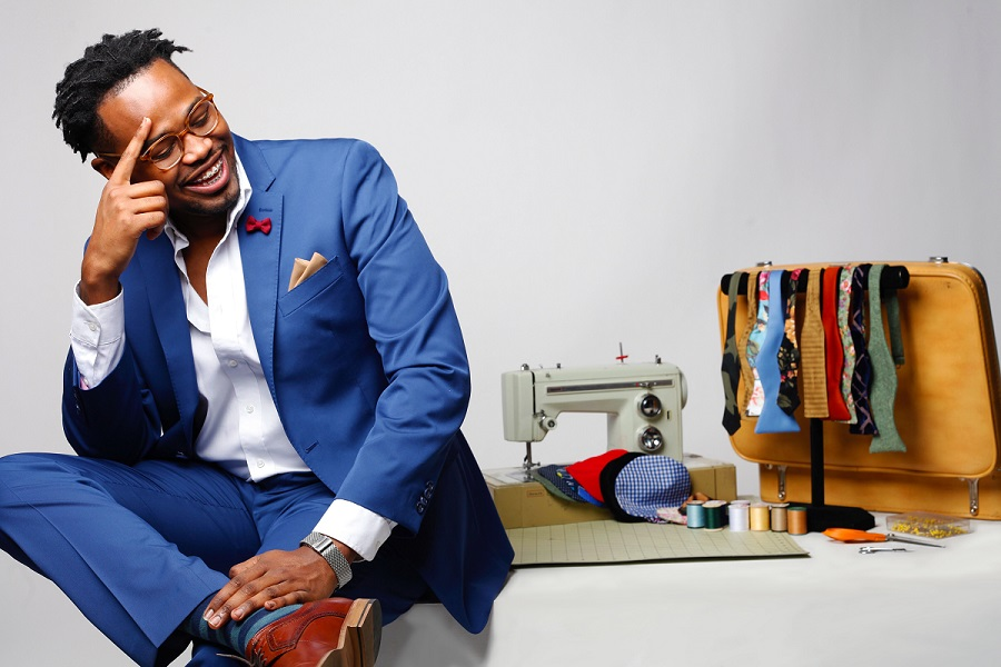 Doing Business in Style with Jordan D. Williams of Keefe Cravat