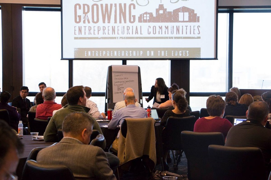 Building an Inclusive Entrepreneurial Community in Kansas City