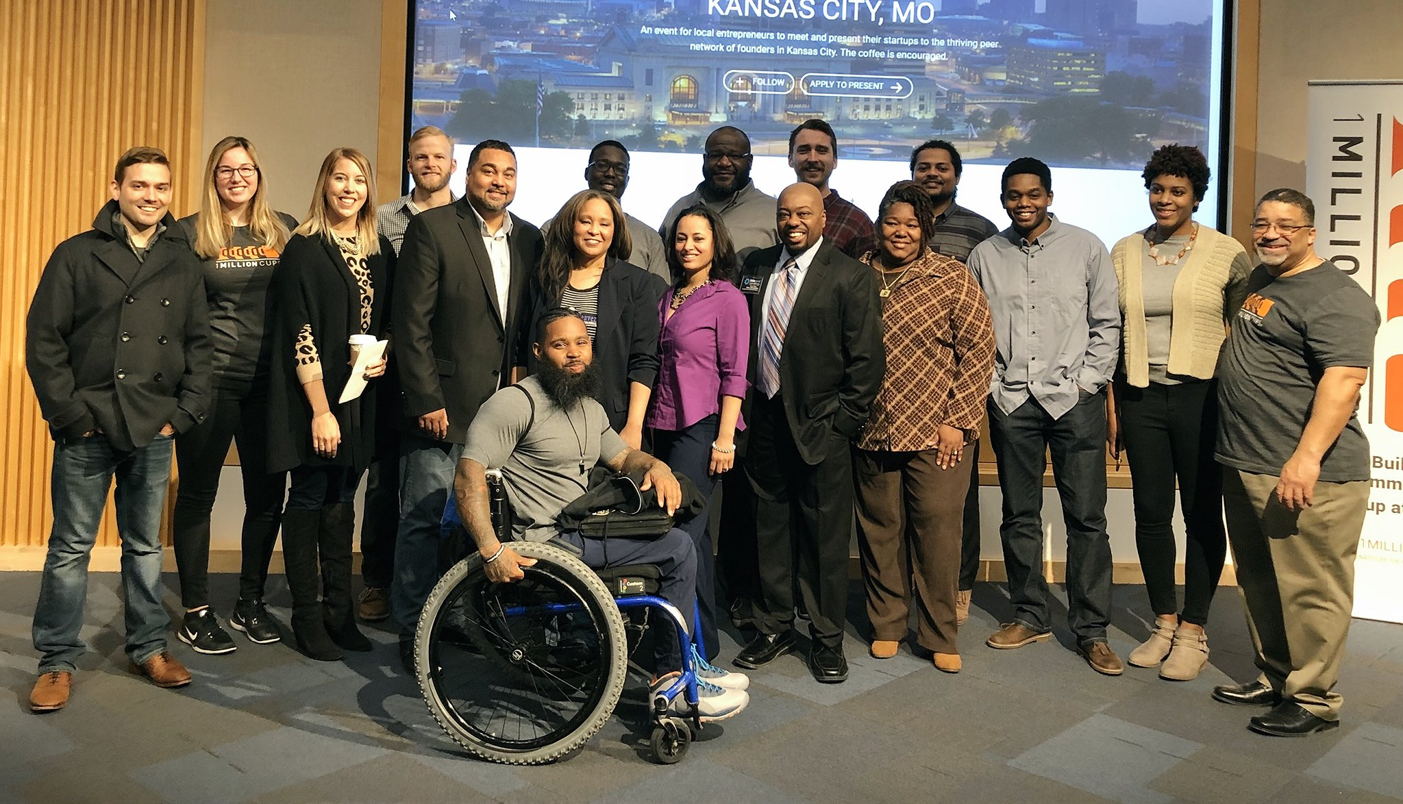 Celebrate Black History Month with 1 Million Cups Kansas City