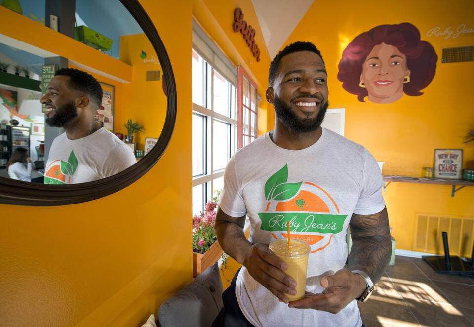 Chris Goode, Ruby Jean's Juicery