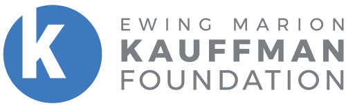 logo for supporting sponsor the Kauffman Foundation