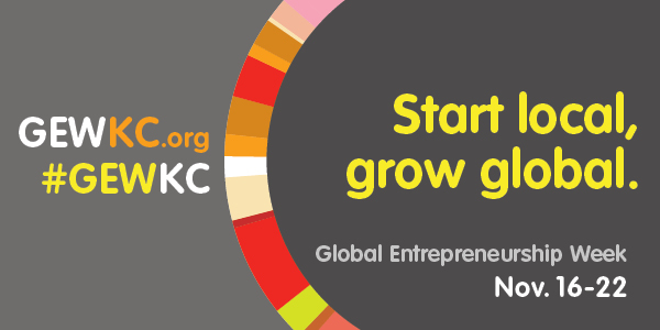 Global Entrepreneurship Week in Kansas City starts on Nov. 16