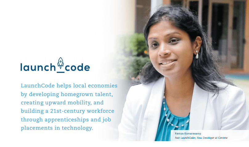 LaunchCode Will Offer Paid Coding Apprenticeships in Kansas City