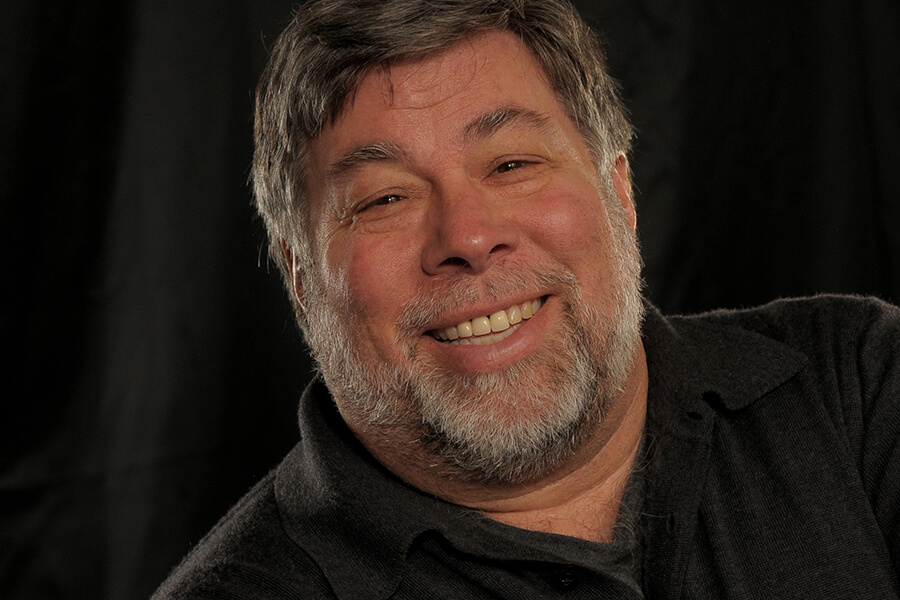 Woz Helps Celebrate HEMP's 20th Anniversary