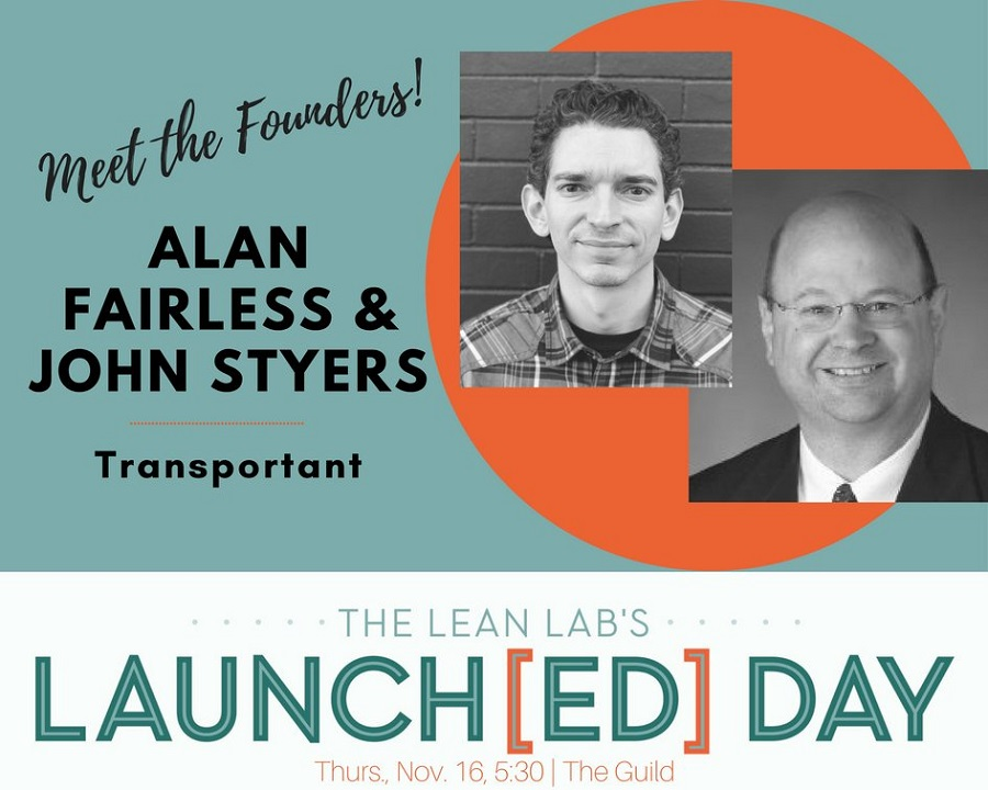 The Lean Lab: Transportant