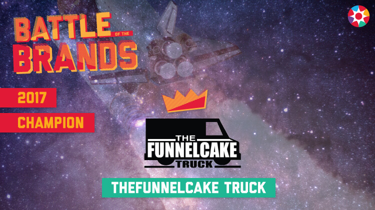 TheFunnelCake Truck Wins KCSourceLink's Battle of the Brands