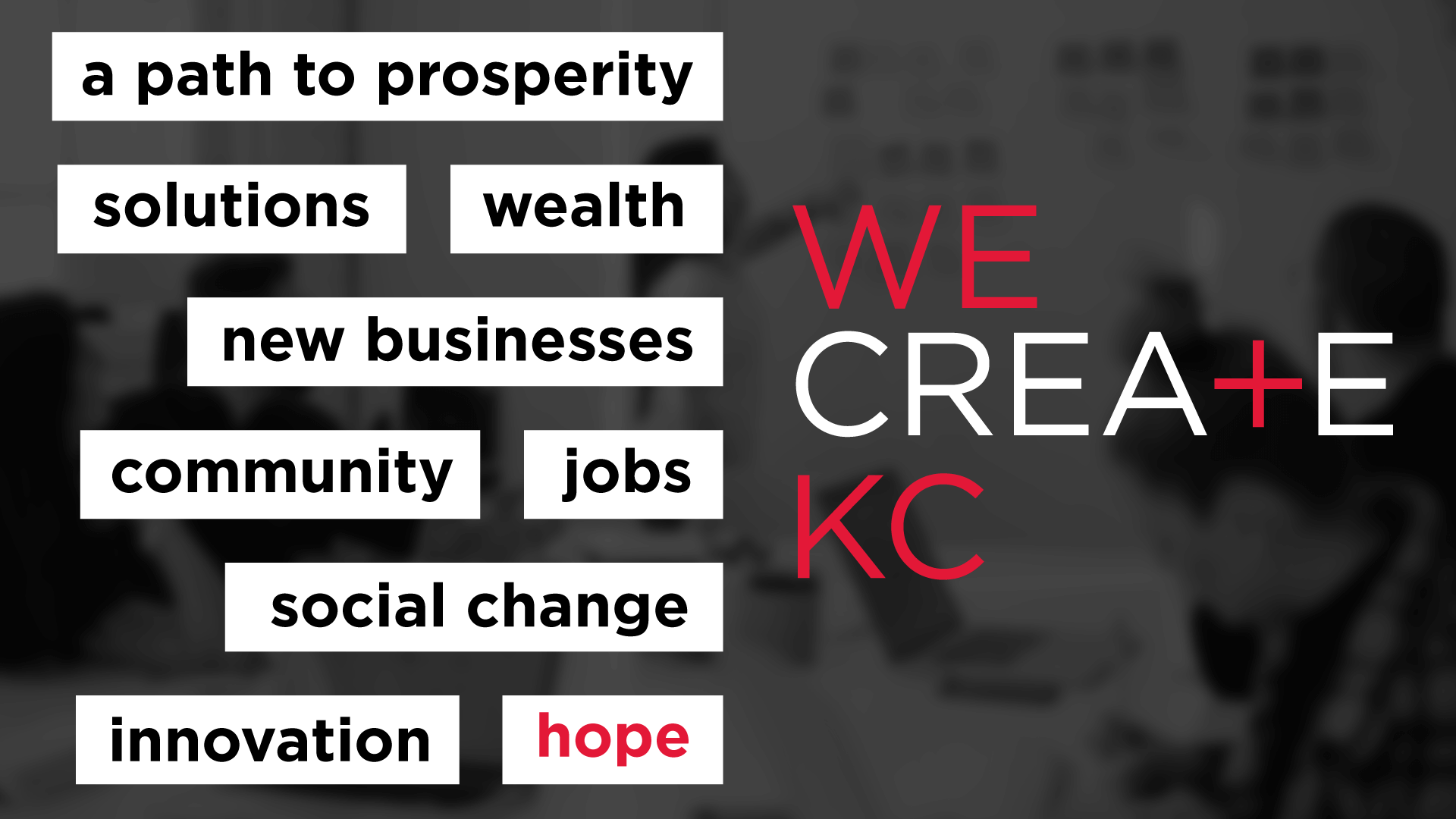 #WeCreateKC | KCSourceLink