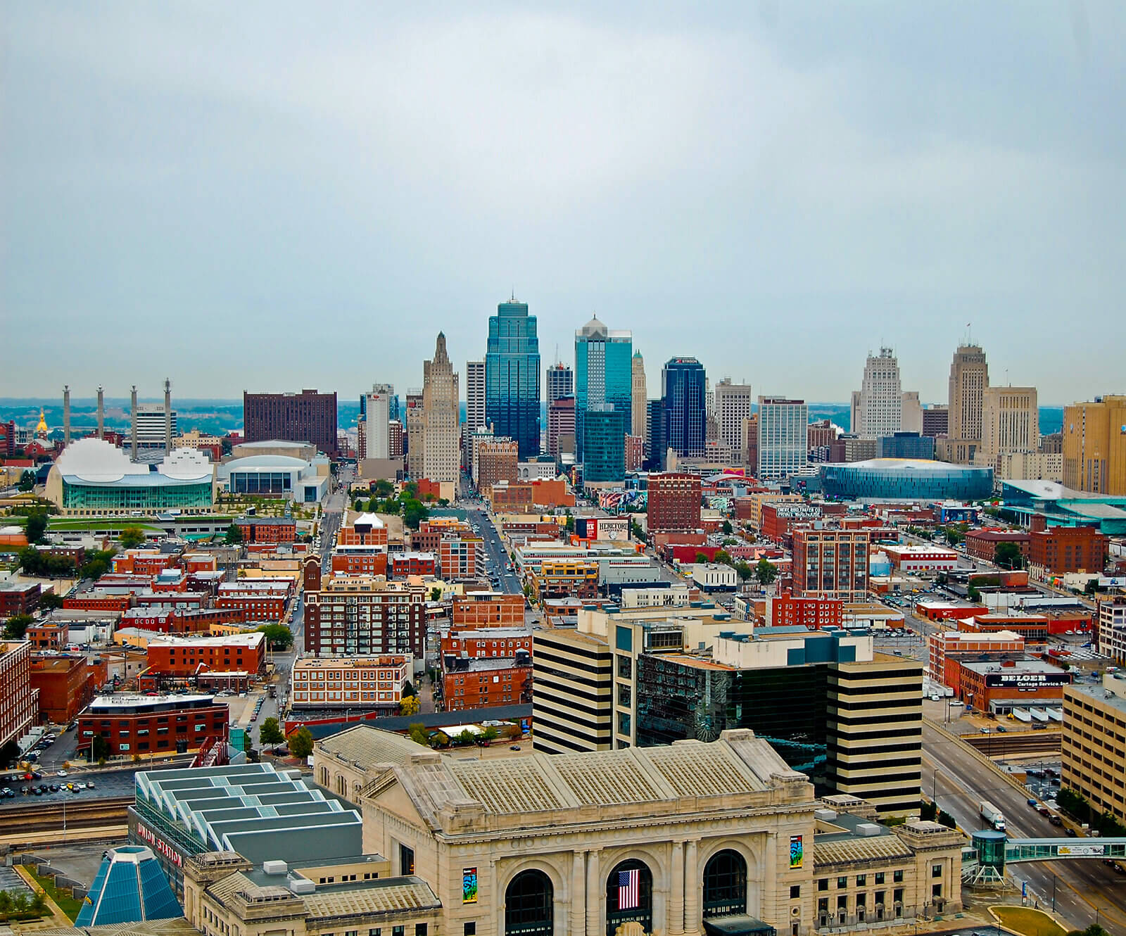 Kansas City - Skyline
