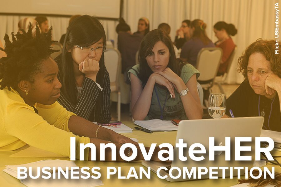 InnovateHER: Business Plan Competition