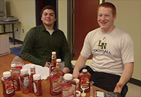 Tyler Richards (left) and Jonathan Thompson - Photo credit: Kauffman Foundation